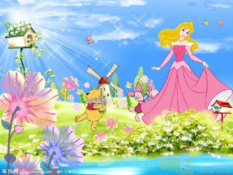 故事主要讲述白雪公主因为美丽漂亮而被其后母妒忌,后母发誓要把她
